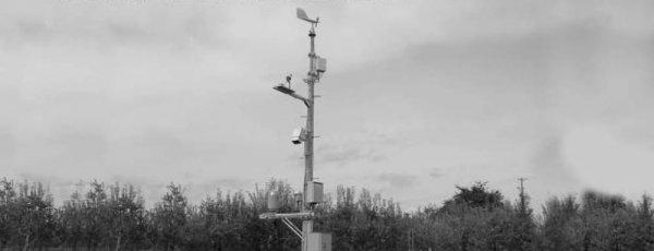 気象観測装置・農業気象用